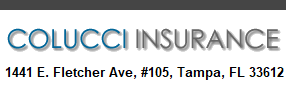 colucci cheap insurance logo